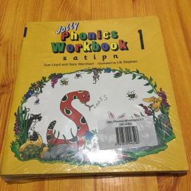 JollyPhonicsWorkbooks1-7(inPrecursiveLetters)