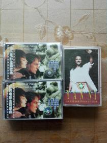 印巴电影主题歌曲等三盒录音带