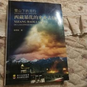 雪山下的丑行:西藏的来龙去脉