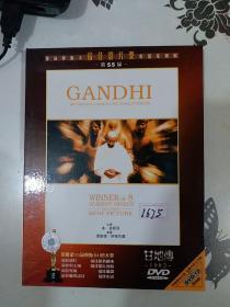 甘地传[DVD—10]