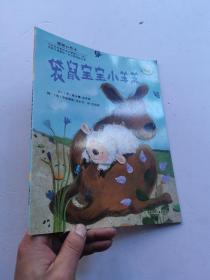 袋鼠宝宝小羊羔:儿童心灵成长图画书系
