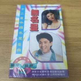十二首中国明星金曲—正版磁带(只发快递)
