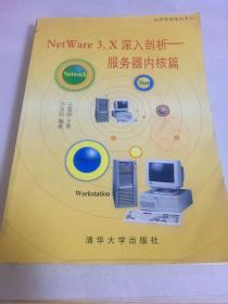 NetWare 3.X 深入剖析.服务器内核篇