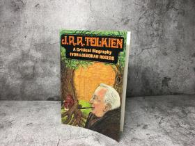托尔金评传1980版二手平装J.R.R. Tolkien A Critical Biography Ivor & Deborah Rogers