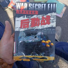 后勤战:特殊战秘密档案