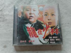龙在少林(VCD光盘)