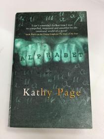 Alphabet  Kathy Page 英文原版精装