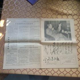 文革小报《小教造反报》1967年1月30日