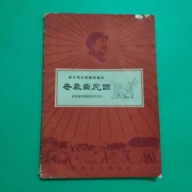 革命现代京剧样板戏:奇袭白虎团