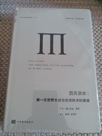 理想国译丛045:滔天洪水-第一次世界大战与全球秩序的重建