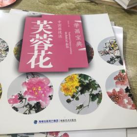 中国画技法:芙蓉花
