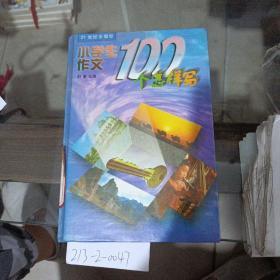 小学生作文100个怎样写?