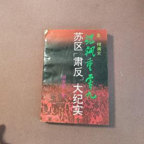 """魂飘重霄九:苏区""""肃反""""大纪实 下"""