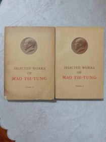 SELECTED WORKS OF MAO TSETUNG (1,2)