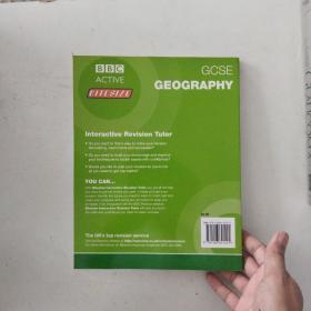 【外文原版】GCSE Bitesize Geography Interactive Revision Tutor