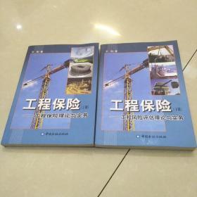 工程保险(上下):工程保险理论与实务