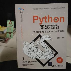 Python实战指南——手把手教你掌握300个精彩案例(人工智能科学与技术丛书)