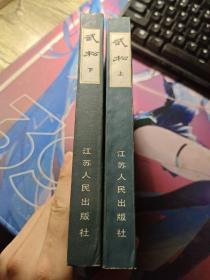 武松上下(全二册)
