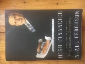 High Financier:The Lives and Time of Siegmund Warburg《顶级金融家》【英文原版】
