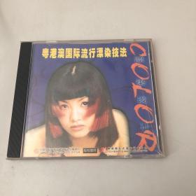 粤港澳国际流行飘染技法(VCD)