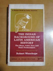 英文原版:The Indian Background of Latin American History