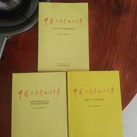 中国共产党的九十年(三本全)