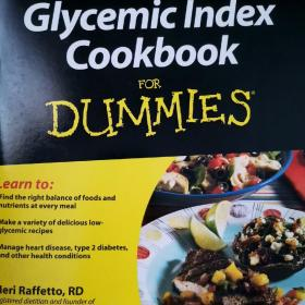 Glycemic Index Cookbook For Dummies