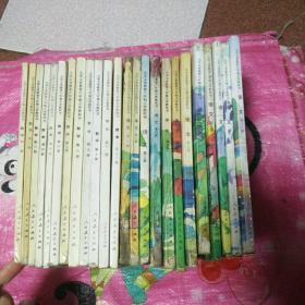 九年义务教育六年制小学教科书语文12册全、数学12册全【24本合售