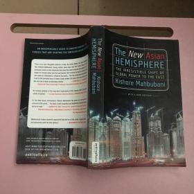 The New Asian HEMISPHERE(新亚洲半球)外文版【实物拍照现货正版】