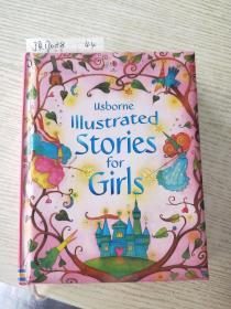 Illustrated Stories for Girls女孩绘本故事书 英文原版