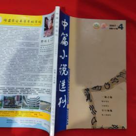 中篇小说选刊2007(4)