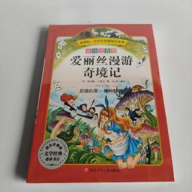 语文新课标 小学生必读丛书 无障碍阅读 彩绘注音版:爱丽丝漫游仙境