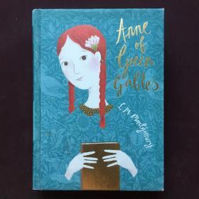 Anne of Green Gables 绿山墙的安妮 英文原版