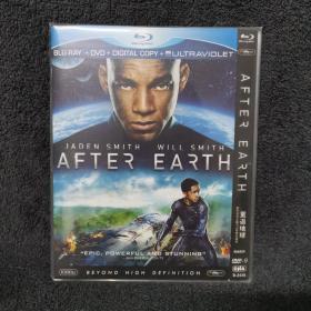 重返地球 DVD9  蓝光盘 碟片未拆封 外国电影 (个人收藏品) 内封套封附件全 带国语