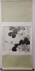 霍春阳花鸟画