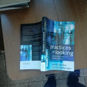 Practices of Looking:An Introduction to Visual Culture  外文版   实物拍图 现货 无勾画  首页个人签名