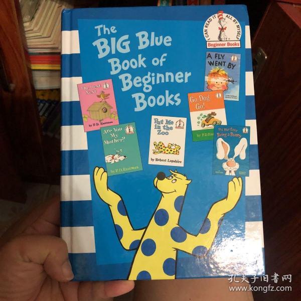 The Big Blue Book of Beginner Books大蓝书 英文原版