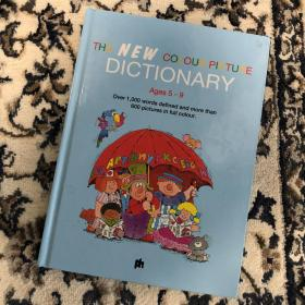 The New Colour Picture Dictionary 包含1000多词和600多幅彩画的儿童词典