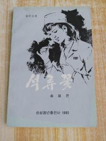 朝鲜原版-石榴花 석류꽃 (朝鲜文)
