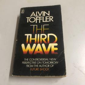 THETHIRDWAVE---ALVINTOFFLER(如图 中间脱胶)