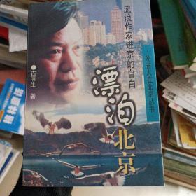 漂泊北京:流浪作家进京的自白