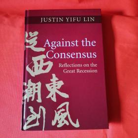 AgainsttheConsensus:ReflectionsontheGreatRecession