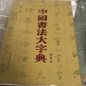 中国书法大字典楷书卷