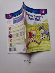 Beans Baker's Best Shot最佳射手