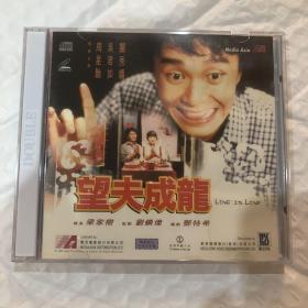 VCD电影 香港原版 望夫成龙