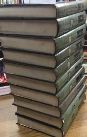 永乐大典 精装带书衣, 全十册,中华书局1986年一版一印