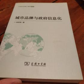 中国经济热点观察丛书:城市品牌与政府信息化