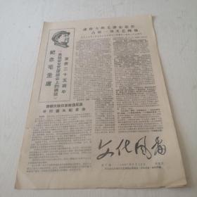 文革报纸 :文化风雷1967年,第7期
