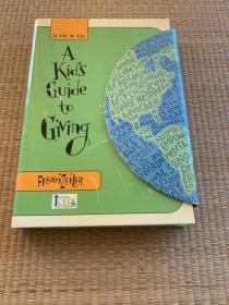 AKidsGuidetoGiving[Hardcover-spiral]