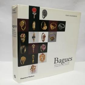 Bagues  珠宝设计法文版